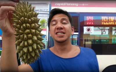 King or Monster?  Rat & Dragon Do a Durian