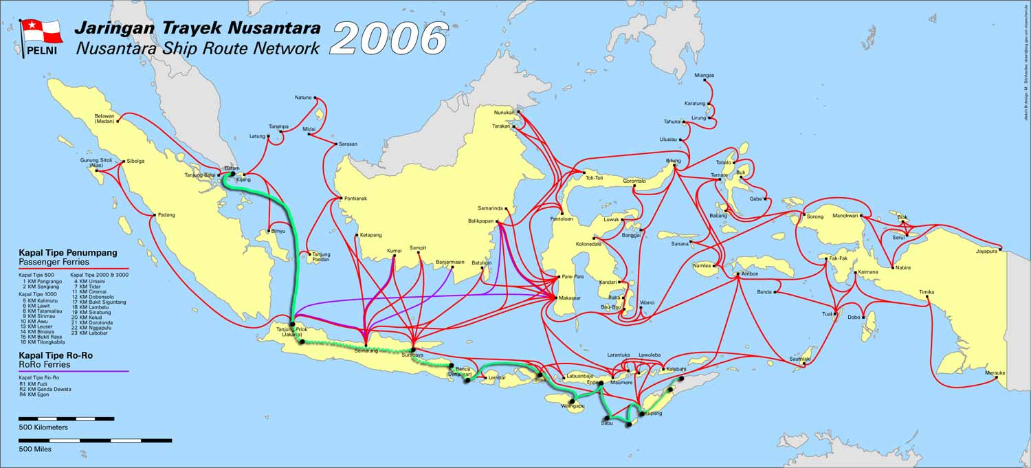 Rat and dragon overland through indonesia bagus or bonkers part pelni is the indonesian public ferry operator who still offer most routes on the map above check your preferred route well in advance as ferries usually gumiabroncs Images