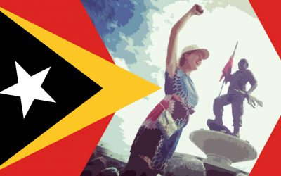 Timor-Leste.  The breaking point. So close, but never further away…
