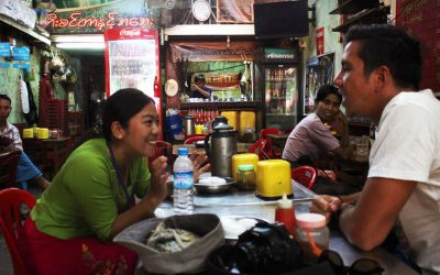 Of Thanaka tricks and pagoda picknicks: Getting off the Disney trail in Myanmar