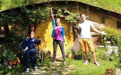 Of winery bars and a million living stars: The mini kiwi road trip Part 1