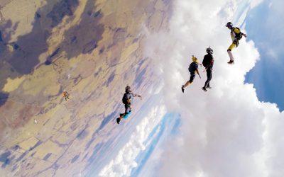 Wanna go off the beaten track? How's the sky for an idea?